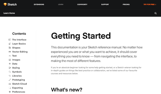 sketch-learn-page