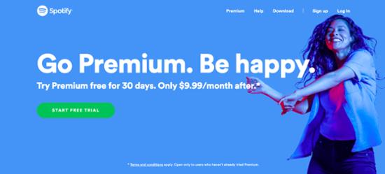 spotify-website