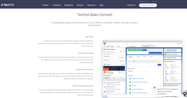 tenfold-sales-connect