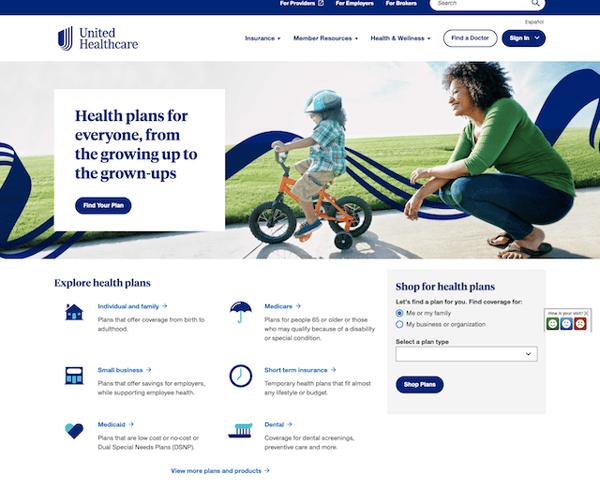 uhc-homepage