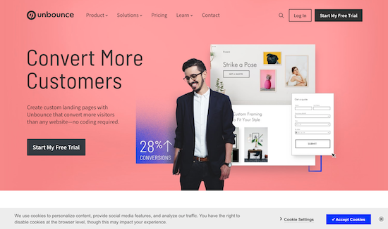 unbounce-homepage