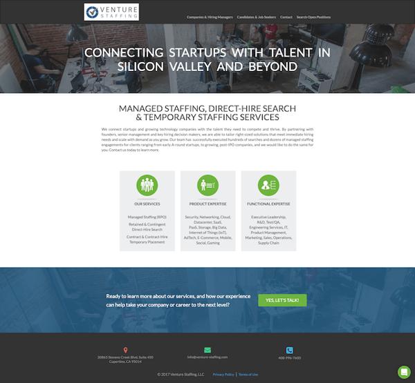 venture-staffing-website
