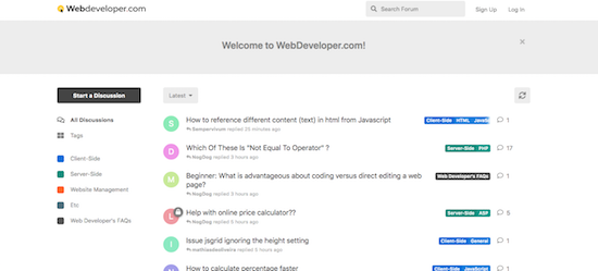 15 Of The Best Web Design Forums To Help Spark Creativity