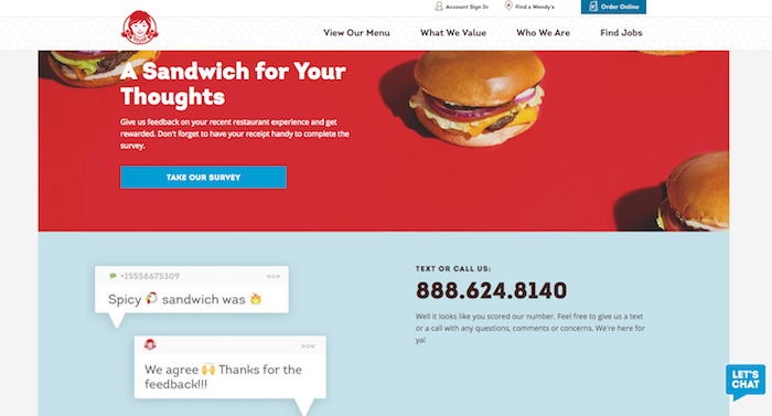 wendys-contact-page