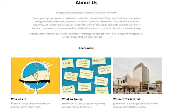 zappos-company-profile