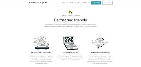 zendesk-support
