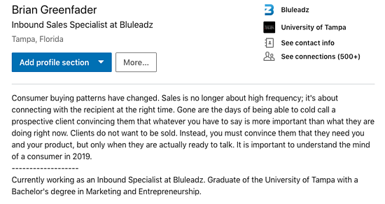 7 LinkedIn Summary Examples That Show You How to Drive Engagement
