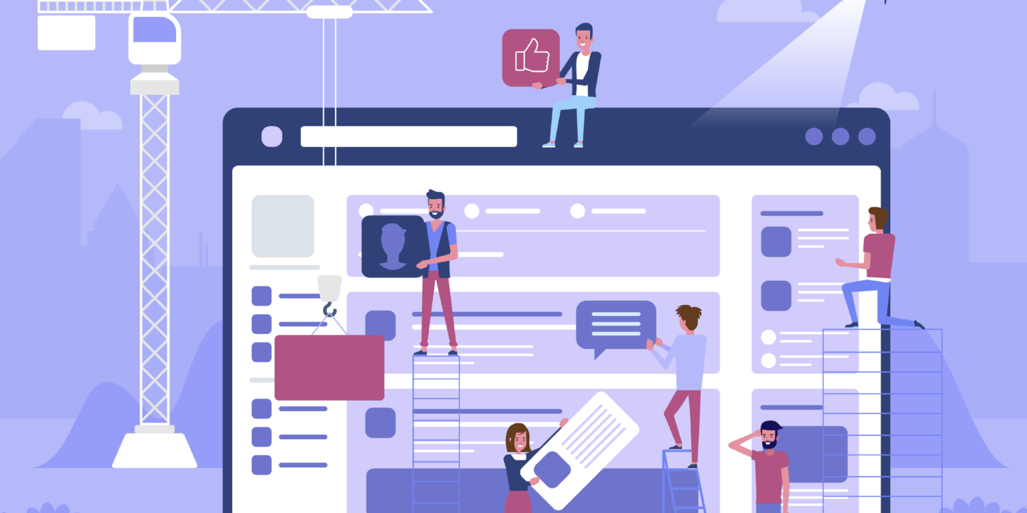 Building the best landing page
