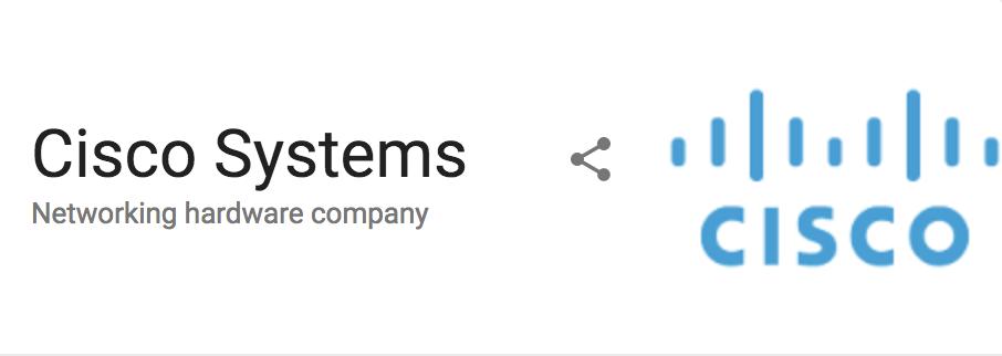 Cisco's Logo