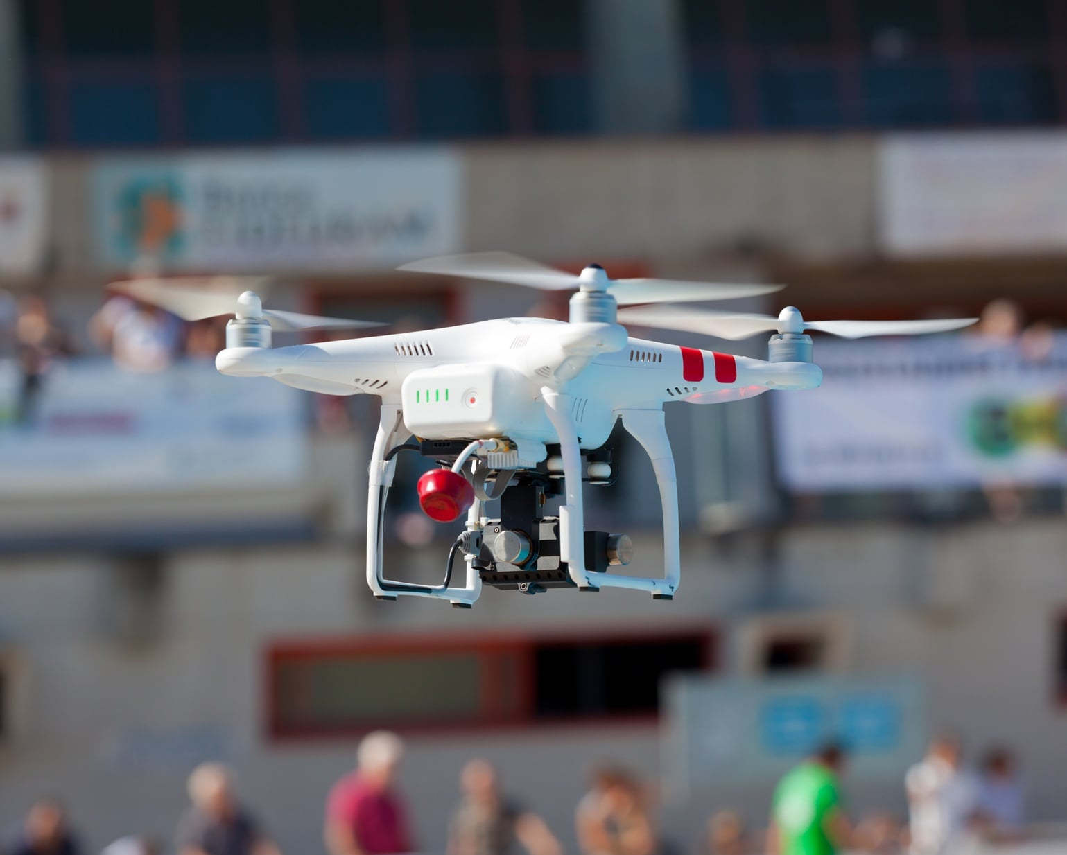 Drone video can showcase elements of your business that are impossible or costly to capture otherwise.