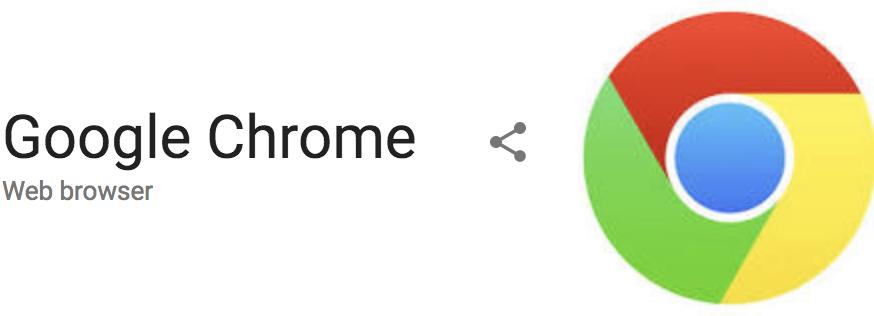 Google's circular logo