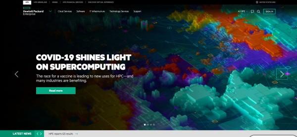 HPE-Homepage-2020