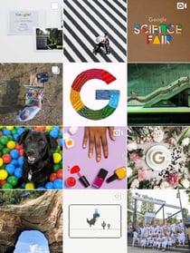 Google insta feed