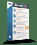 LinkedIn 101 3d Cover