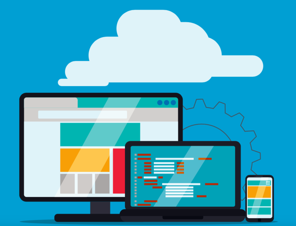 Marketing Software Graphic