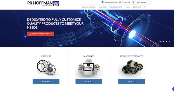 PR-hoffman-website