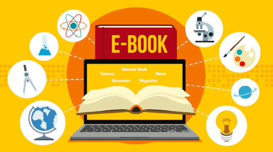 types of ebook formats