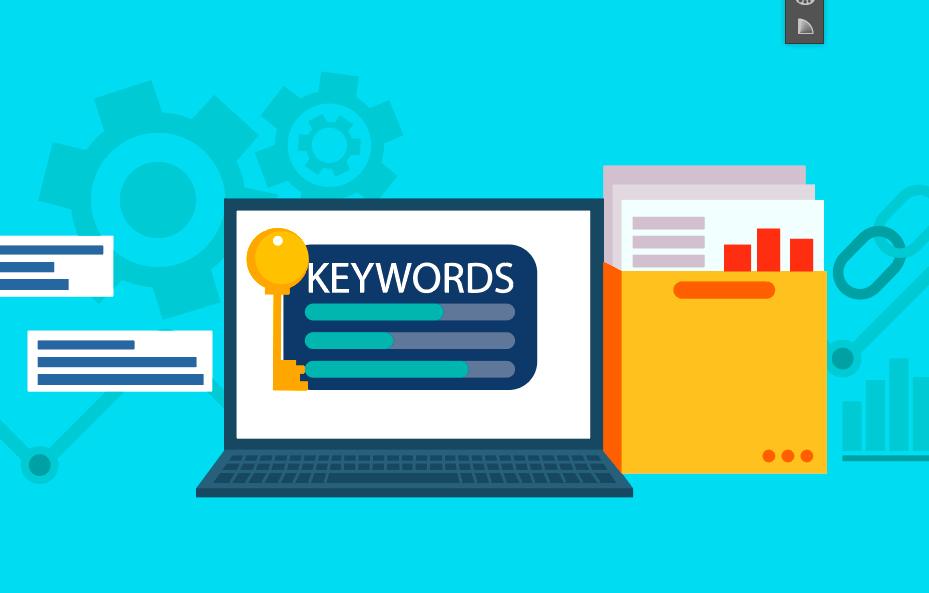 Keywords for sitemap