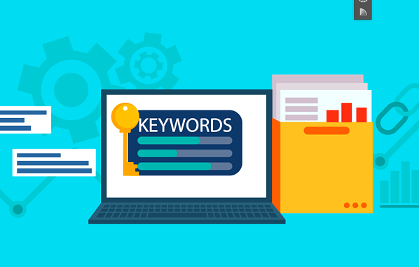 Keywords for sitemap
