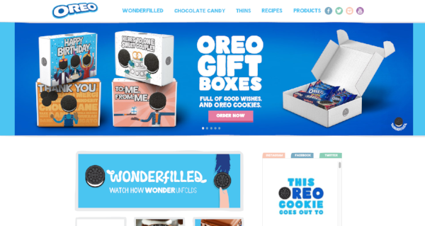 Oreo B2C marketing