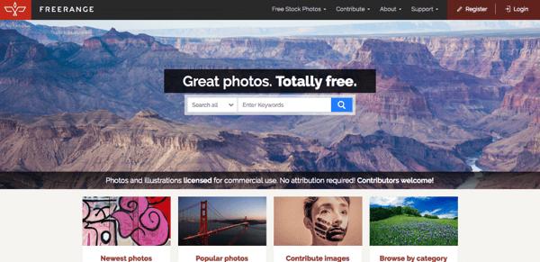 freerange stock photos