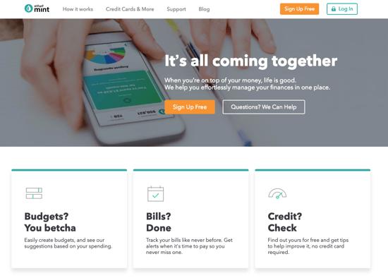 Mint-homepage-2019