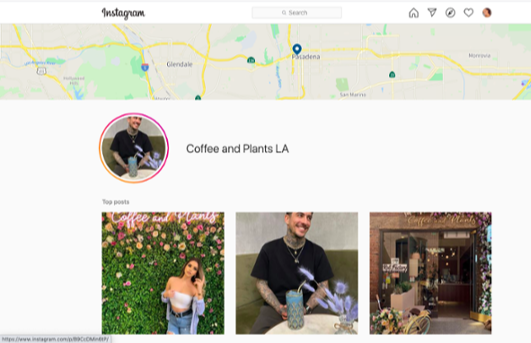 coffee-and-plants-instagram-location