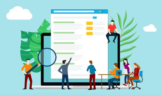 seo for great website design