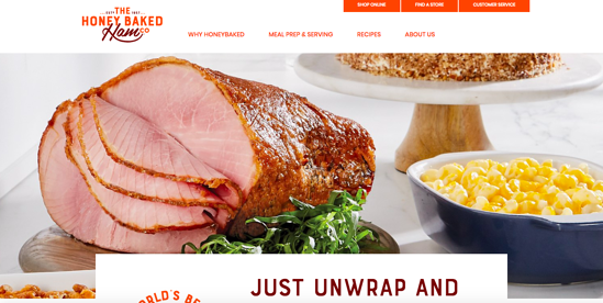 The Honey Baked Ham Company value proposition
