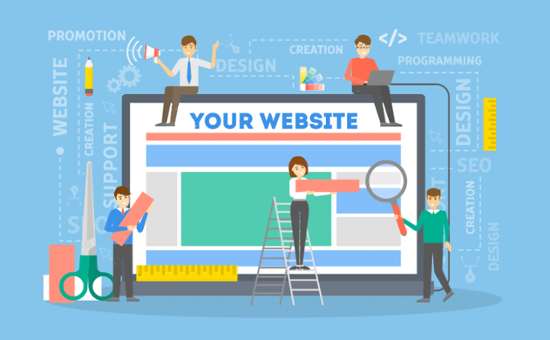 outsourcing website design