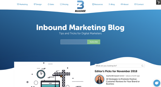 Top 21 Inbound Marketing Blogs You Should Subscribe To
