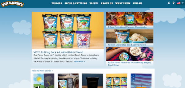brand loyalty ben and jerrys