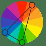 color- split comple