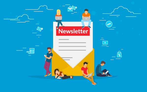 newsletter tips for B2B marketers