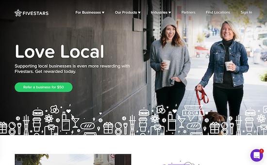 fivestars-homepage