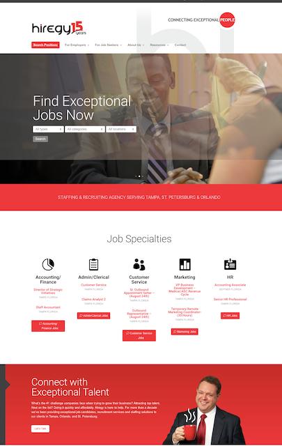 hiregy-website
