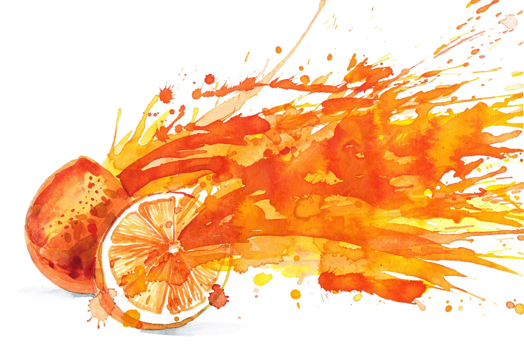 Orange can be very powerful for your marketing efforts!