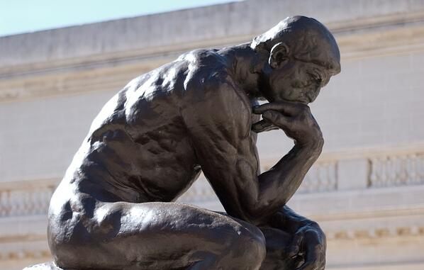 Questions abound for inbound marketing. Thankfully, you can get answers faster than this statue did.