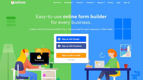 jotform-homepage