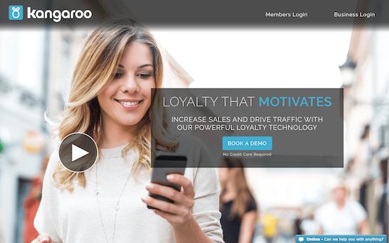 kangaroo-homepage