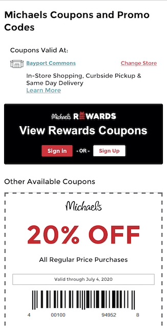 michaels-coupons-mobile
