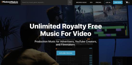 mixdown-music-homepage
