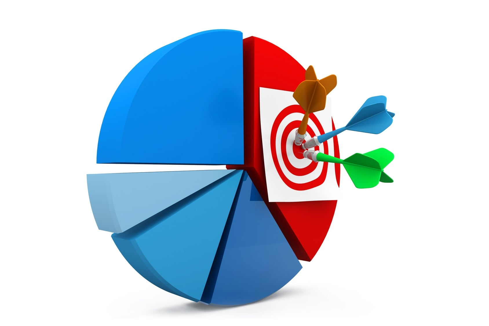Target your audience through HyperTargeting!