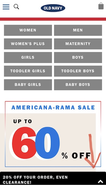 old-navy-mobile-promotions