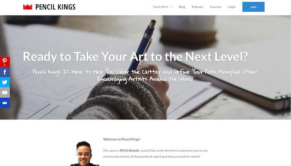 pencil-kings-subscription-site