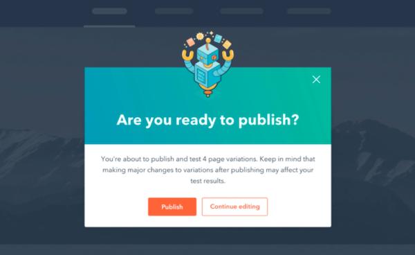 publish-testing