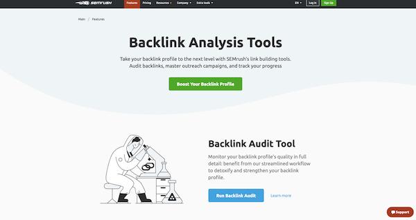 semrush-link-building-tools