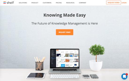 shelf-homepage