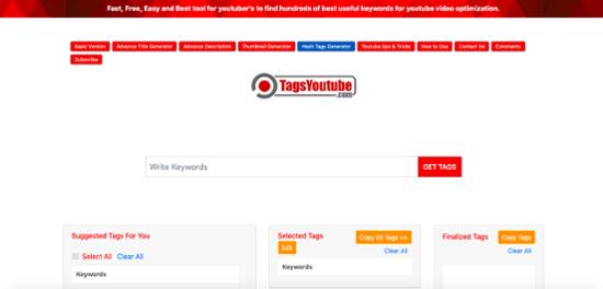 tags-youtube-generator