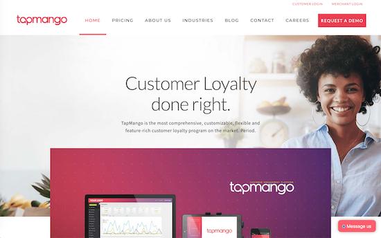 tapmango-homepage